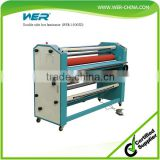 Chinese top selling Wer-China WER-1600ZD 1.6 m double-side hot laminator