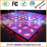 China Factor portable dance floor for Outside Led display P5 Screen