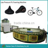 Polyurethane Foam Machine To Make Bicycle Seat Cushions