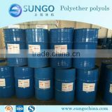 PU Foam Raw Chemical Polyether Polyols PPG Factory price