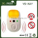 pest control product visson x-pest vs-327 mosquito trap electromagnetic ultrasonic pest repeller