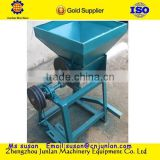 can use different bags electric clutch-brake mushroom spawn bagging machine +8618637188608