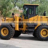 small wheel loader ZL50 /(5000kg+3m3+Weichai engine+ ZL50 transmission)