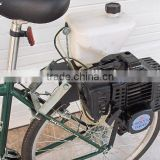 Inquiry About 2 Stroke Rear Mounted Gasoline Engines, 40.2cc Bicycle Engine Kit, Friction motor kit