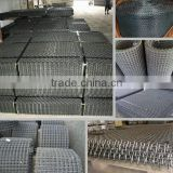 crimped wire netting sand vibrating woven wire mine sieving screen gravel screen wire mesh