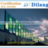 Dilang polycarbonate pc noise barrier sheet
