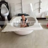 accept custom vacuum forming large plastic portable bathtub
