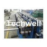 Standing Seam Roofing Roll Forming Machine With Hydrualic Cutting TW-STM400