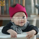 Hot Handmade Baby Headband For Girls Or Boys Hair Ornament Top Baby Funny Crown Headband Hairband