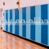 Foam wall padding for indoor basketball field wall pads for school wall protecting mat for family