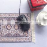 Waterproof Carpet Pad Mouse Mat With Fringes Blanket Mouse Pad