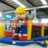 New style best sale good guality low price inflatable jumping bounce