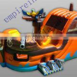cheap inflatables,commercial inflatables, big slide for sale DS062