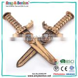 Hot sale custom pirate plastic cheap toy swords for kids