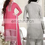 Indian Pakistani Shalwar Kameez Designer Long Dress Anarkali Salwar Suit Anarkali R1851
