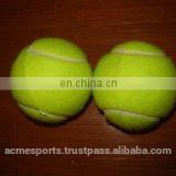 tennis balls - Best Quality Tennis balls Green Color tennis balls
