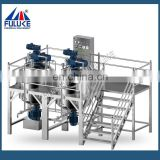 FLK CE stainless steel detergent mixer,soap making machine price