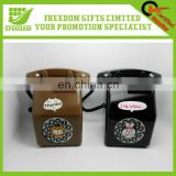 Telephone Shape Logo Printed Money Saving Box