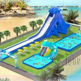 inflatable water park equipment, inflatable water park equipment for sale, giant inflatable water park