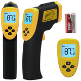 Cheerman DT8750 digital industrial Infrared Thermometer non-contact thermometer gun shape temperature