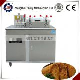 High efficiency pressure fried chicken furnace with electric actuator