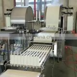 Small Roll Pancake Bread Making Equipment Injera Processing Machine