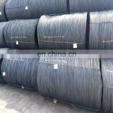 SAE 1008/1008B wire rods q235 high quality hot rolled steel wire rod for welding electrod/nails