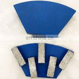 4 inch 6 inch polishing diamond floor pads wet or dry use diamond concrete grinding pads