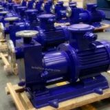 ZCQ Self priming magnetic chemical pump