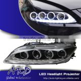 AKD Car Styling for Mazda 6 LED Headlights A-Type 2004-2013 Mazda6 LED Head Lamp Projector Bi Xenon Hid H7