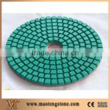 Flexible Diamond Wet Polishing Pad for Granite