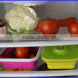 Original Creation Food storage freezer containers