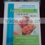 High quality soft top waterproof underpad