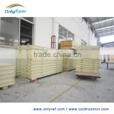 Mobile cold room insulated panel