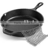 Wholesale Chain Mail Scrubber For Cast Iron Cookware