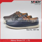 HSY-150 Mandy rubber material sole pu leather for shoes