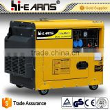 Home use 2-10KVA air-cooled diesel generators silent 5KVA diesel generator                                                                         Quality Choice                                                     Most Popular