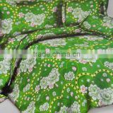 south america printing hotel polyester bed sheet