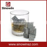 hotsale whiskey stones velvet bag whisky rocks whisky stones beer stone whisky ice stone