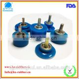 rubber driving wheel for woodworking machinery