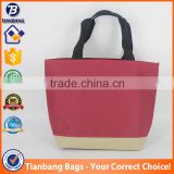 Thermal Insulation Fabric Bag Type Wine Food Lunch Cooler tote Bags