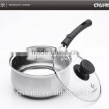 Charms hot sale stainless steel multipurpose ceramic cooking pots & High quality stainless Cookware                                                                         Quality Choice