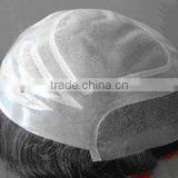 Alibaba China express 100% virgin remy human hair toupee or wig for black men, hair toupee adhesives, front lace toupee