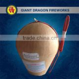 "Chinese Firecrackers For Sale 1.3G UN0335 Display Fireworks 7"" Inch Shell"
