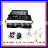 2014 hot Selling Ionic detox footbath with dual system, dual biggest LCD screens (Model no.;AH-08)