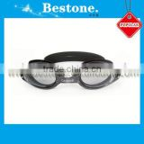 2015 anti-fog silicone best price PC lens professional swimming goggles with exquisite design