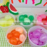 Wholesale Newest Kids Toys Summer Play Water Balloons Magic Water Balloon Latex Free Water Balloons