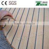 Marine Boat Yacht Synthetic Teak PVC decking