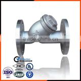 CS & SS Flanged Strainer DIN3202