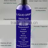 LIQUID GRIP 250ML REPLACES GYM CHALK ROCK CLIMBING POLE DANCING CROSSFIT LIFTING